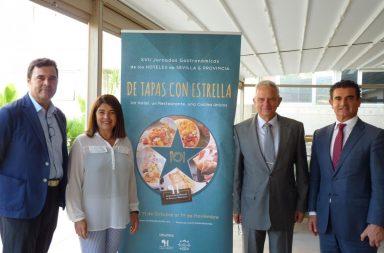 Presentación de la jornada de tapas de Sevilla