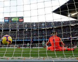 El porcentaje de acierto a gol del Betis subió del 3,7% al 24% ante Celta y Barça