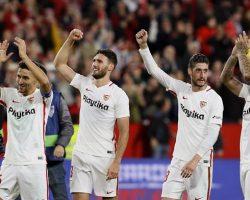 El Sevilla FC remonta con un gol del Ben Yedder en el último minuto y se pone segundo