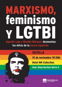 Conferencia de Hazte Oír en Sevilla el 15 de noviembre