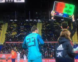 Pau López, el segundo portero y 29º internacional de la historia del Real Betis