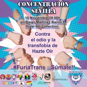 Campaña contra la Conferencia de Hazte Oír