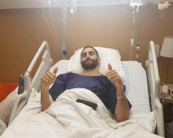 Gonalons estará al menos tres meses de baja tras operarse del tobillo