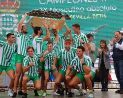 Histórico pleno verdiblanco en la Regata Sevilla-Betis