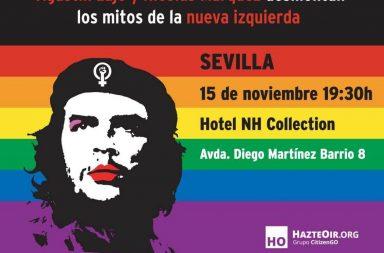 Conferencia de Hazte Oír en Sevilla