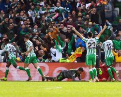 El Real Betis logra un sufrido y valiosísimo triunfo ante la Real Sociedad (1-0)