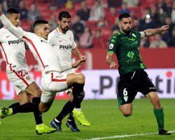 Un solitario gol de André Silva da el pase al Sevilla ante el Villanovense (1-0)