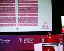 Real Betis-Real Sociedad y Athletic-Sevilla FC, en los octavos de final de la Copa del Rey