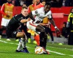 El Sevilla FC golea al Krasnodar y pasa como primero de grupo (3-0)