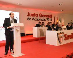 """Accionistas Unidos valora la """"junta de la vergüenza"""" y su no al consejo """"diseñado para vender el Sevilla FC"""""""