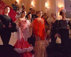Úniqo Qlamenco: debate, exposición y desfile de moda flamenca