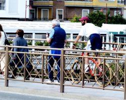 Patinetes, claro… y bicicletas también