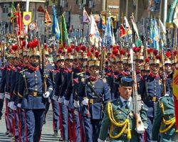 Día de las Fuerzas Armadas. Del otro lado del triunfalismo