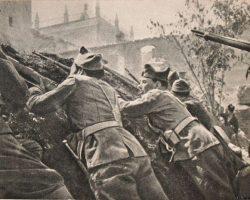 83 años del comienzo de la Guerra Civil española