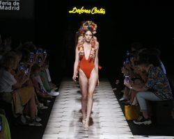 Moda baño de Andrés Sardá y Dolores Cortés en la MBFWMadrid 2019