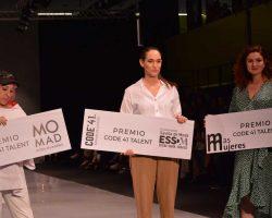 Code 41 Kids y Code 41 Talent en la Semana de la Moda de Sevilla