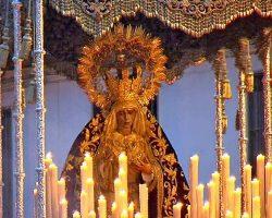15 años de la salida de La Amargura para celebrar el cincuentenario de su coronación canónica