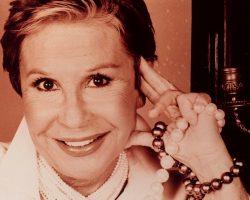 84 años del nacimiento de Lina Morgan