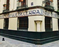 Cierra el histórico restaurante Enrique Becerra