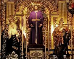 El altar excepcional de Los Panaderos