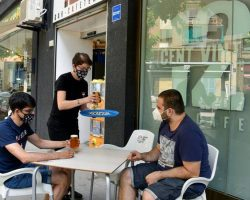 Cierre de la hostelería y el comercio a las 20:00 horas en Sevilla