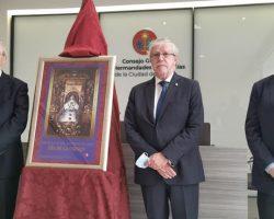 La Virgen de los Reyes en Perú anuncia a la de Sevilla
