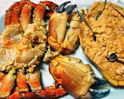Buey de mar al estilo portugués