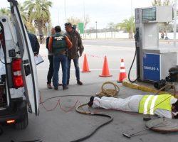 Detenidos los responsables de una gasolinera en Coria del Ríopor un delito contra el medio ambiente y los recursos naturales. Seles considera responsables del foco de olores que afecta a la localidad