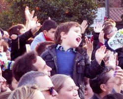 Salvar a la Cabalgata del Ateneo, proteger a los niños de Sevilla