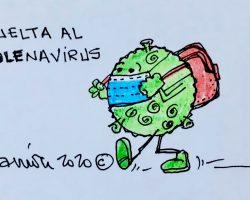 Vuelta al Colenavirus