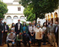"Premios Giraldillos de la XXI Bienal de Flamenco. Giraldillo ""Ciudad de Sevilla""a Rafael Riqueni"