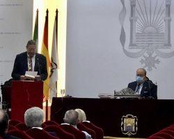 Solemne apertura en el Ateneo de la Academia Andaluza de la Historia