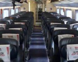 El tren a ninguna parte… ¿Alguien sería capaz de dar una explicación razonable?