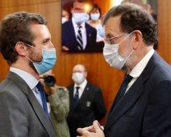 Rajoy troceó a la derecha y Casado trocea ahora al Partido Popular