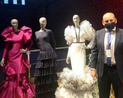 La Cátedra Internacional de Moda Flamenca se ha presentado en Italia