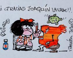 Gracias, Joaquín