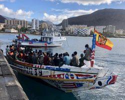 España, invadida por 'cayetanos' y 'fachas' del África Central. Vienen a por el gobierno de progreso