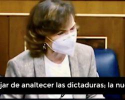 """Los lapsus del gobierno con la letra """"d"""", siempre acaban en """"Dictadura"""" (Vídeos)"""