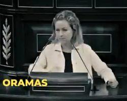 Oramas debería pedir disculpas a Abascal (Vídeo)