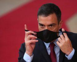 Pedro Sánchez anuncia que termina su cuarentena a tiempo del lingotazo y de comerse el pavo, el 24 de Diciembre