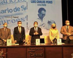 Un dueto periodístico de máximo nivel: Navarro Antolín cuenta a Luis Carlos Peris
