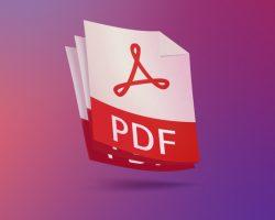 Clic aquí y en sólo segundos podrás dividir un documento PDF