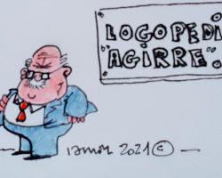 """Logopedia """"Agirre""""La viñeta de Ramón"""