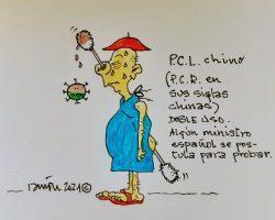 PCL chinoLa viñeta de Ramón