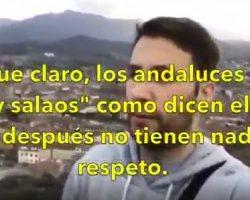 La nueva subespecie de catalufo fascista anti andaluz, especie protegidaA los pangolines, los murciélagos y las ratas de cloaca viene a sumarse una nueva especie detestable: el catalufo enfurecido.