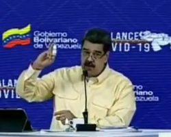 La tómbola de Nicolás Maduro anuncia el crecepelo milagroso