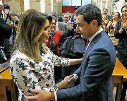 Cruz y vertedero, Junta de Andalucía y estercolero