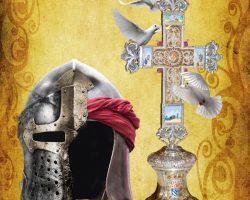 La cruz del árabe