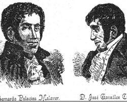 Hoy hace 210 años: Sevilla 1811, nuestros héroes Bernardo y José