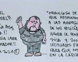 ¡¡¡Heil Hasel!!!La Viñeta de Ramón